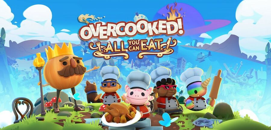 Overcooked All You Can Eat 21855